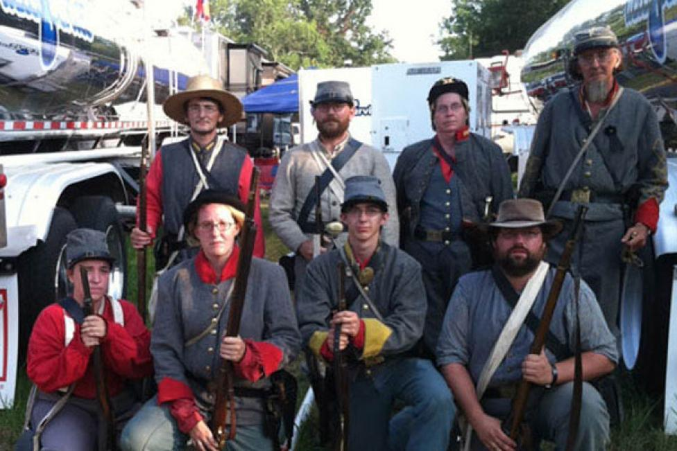 Civil War Reeinactment